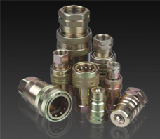 KIS-A系列 ISO7241-A液压快速接头